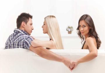 Cắt cơn ngoại tình cho chồng?