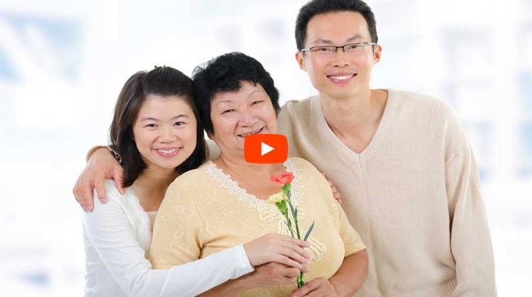 Sồng chung với bố mẹ chồng